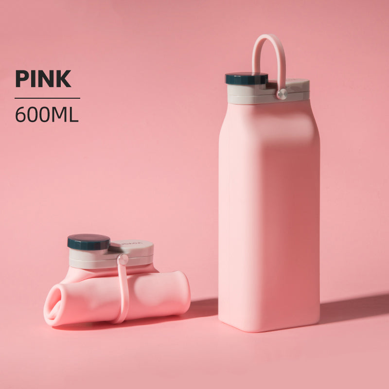 Milk Carton Collapsible Bottle - Materiol
