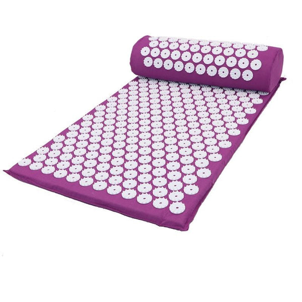 Acupuncture Massage Yoga Mat with Cushion