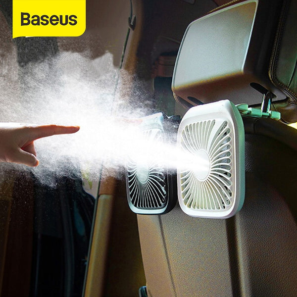 Baseus Backseat Air Condition Cooler - Materiol