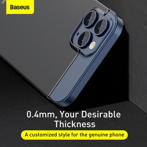 Baseus iPhone 12 Matte Ultra Slim Case
