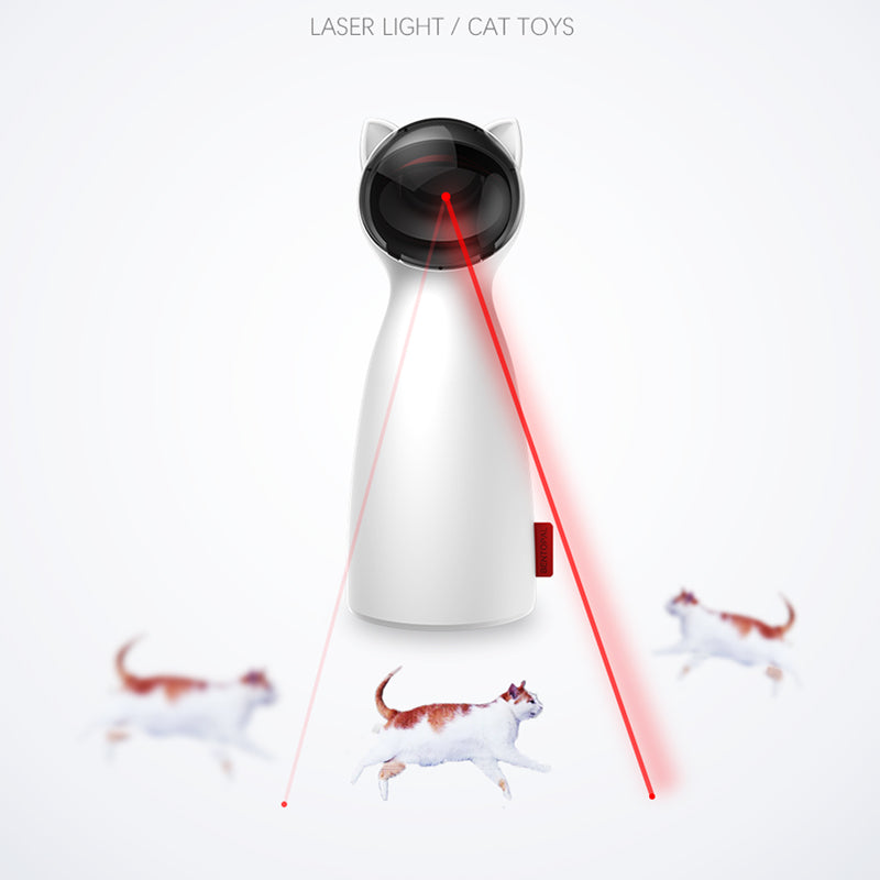 Cat Laser Beam Teaser Device - Materiol