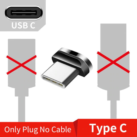 Magnetic Fast Charging Phone Cable
