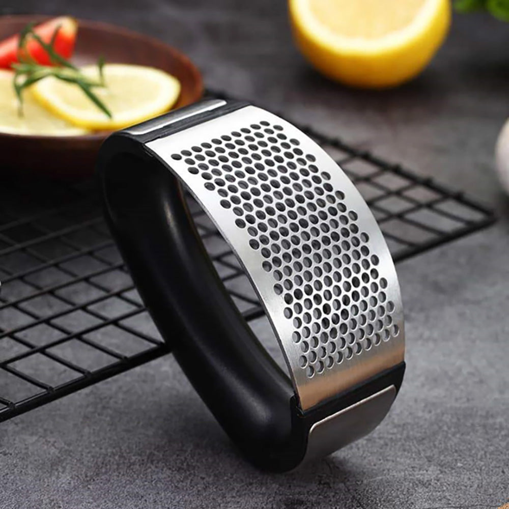 Stainless Steel Garlic Grinder - Materiol
