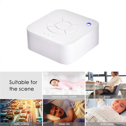 White Noise Machine For Sleeping & Relaxation