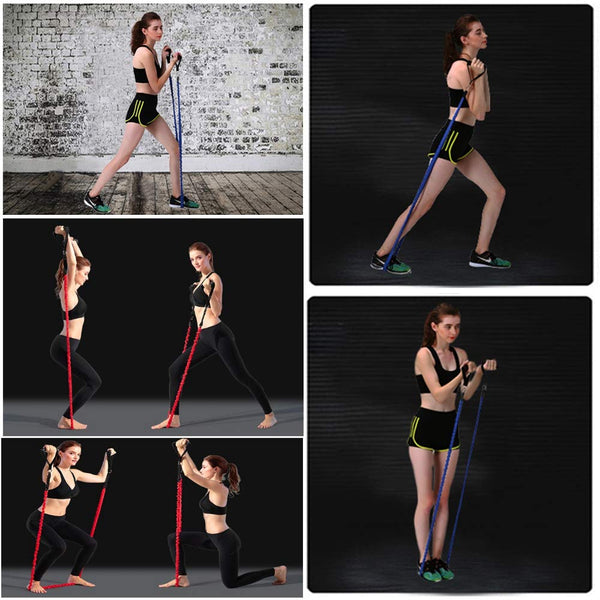 Fintness Band Resistance Band Exercise Tube