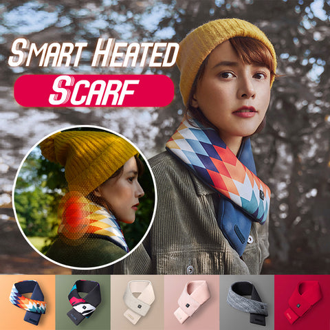 FLEXWARM Smart Heated Scarf - Materiol