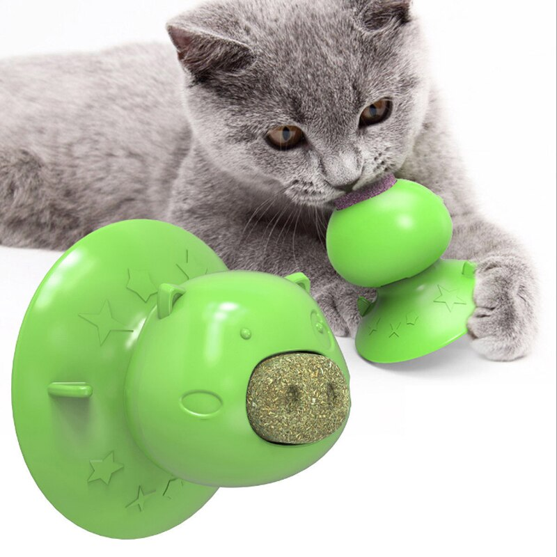 Refillable Cat Lick Toy - Materiol