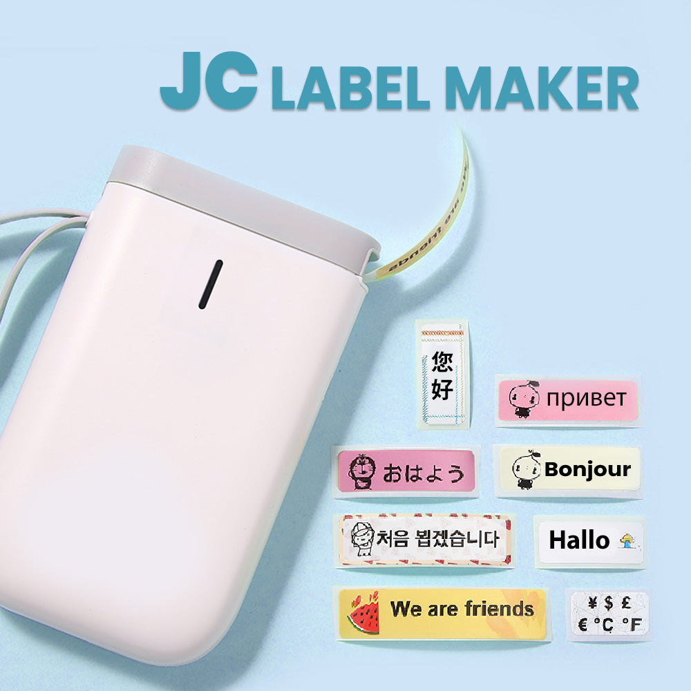 JC Label Maker