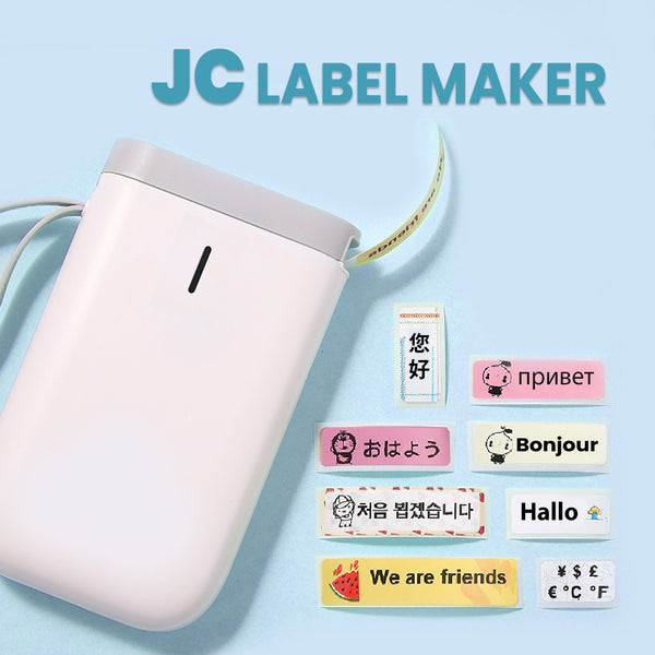 JC Label Maker - Materiol