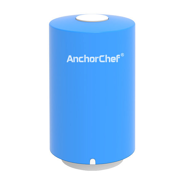 AnchorChef Compression Vacuum Electric Pump for Space Saving and Food Preservation