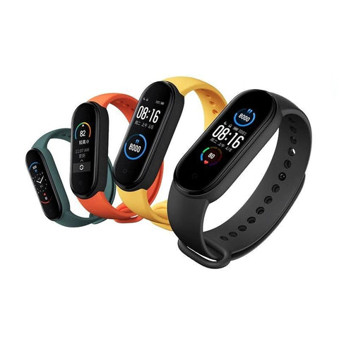 Mi Band 5 Smart Bracelet Fitness Tracker 2020 - Materiol