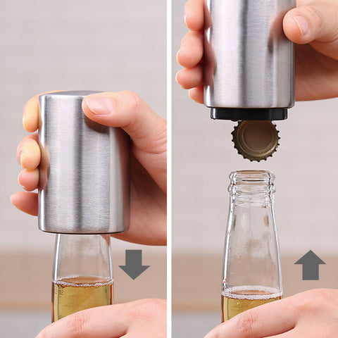 Stainless Steel Bottle Opener Beer Opener
