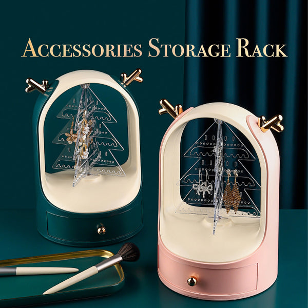 Earrings Necklace Accessories Storage Rack - Materiol