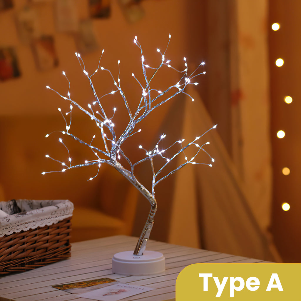 Fairy Tree Night Light - Materiol