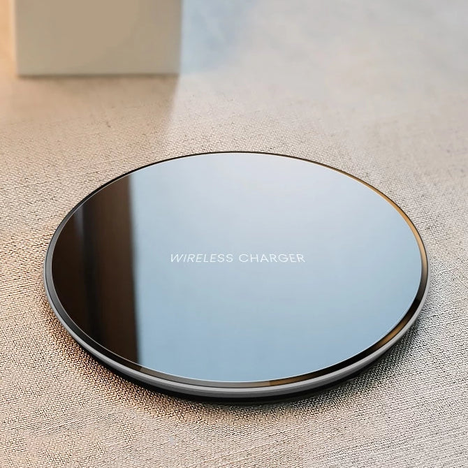 Wireless Charger Pad for Smartphones Qi Support - Materiol