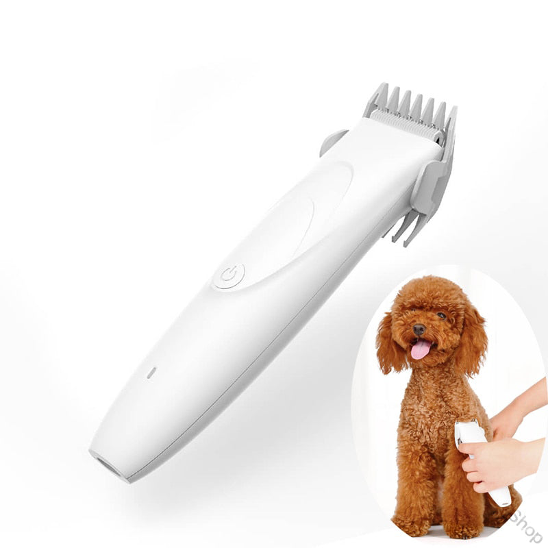 Pawbby Pet Hair Trimmer for Dog/Cat Grooming - Materiol