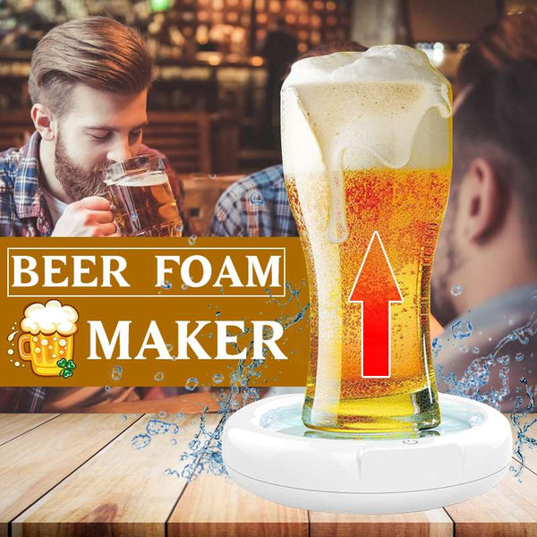 Beer Foam Maker - Materiol