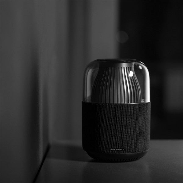 Momax SPACE True Wireless 360 ° Speaker with Ambient Lamp - Materiol