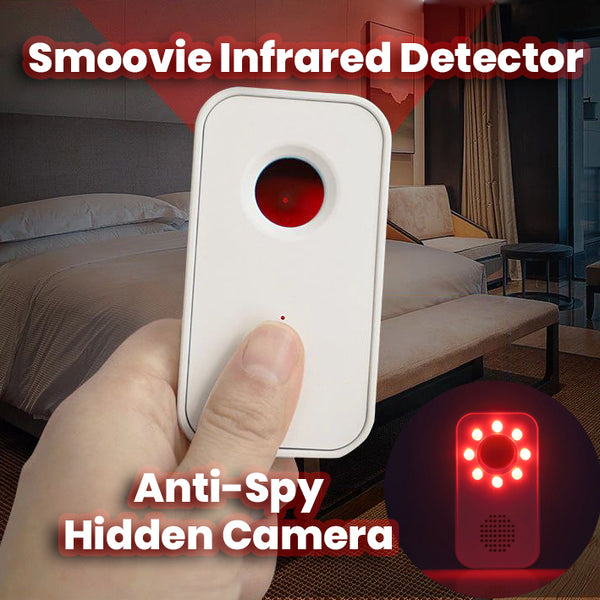 Smoovie Infrared Detector Anti-Spying Camera Scanner - Materiol