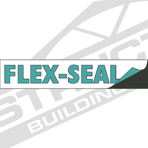 Structall FLEX-SEAL Tape - Aluminum Foil Back