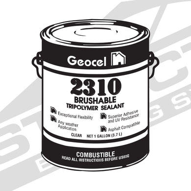 Geocel 2310 - Tripolymer Brushable Sealant