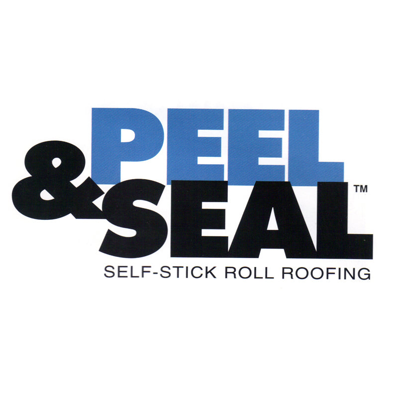 Peel & Seal Self-Stick Roll-Roofing
