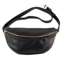 "Load image into Gallery viewer, ""My heart BLEEDS more"" Super size fanny pack - Túi đeo chéo"