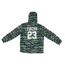 Load image into Gallery viewer, Green Rambo windbreaker (Green)