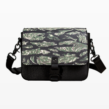 Load image into Gallery viewer, YNBCLUB BUCKLED BAG FT. SCUBA STEVE CAMMO (BLACK)