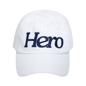 Hero Hat - White