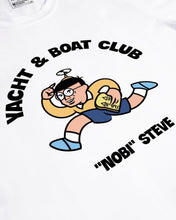 "Load image into Gallery viewer, YNBCLUB ""NOBI"" STEVE TEE (SLIMFIT) - 100% cotton"