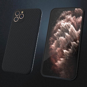 iPhone 11 Pro Max Carbon Case Filono