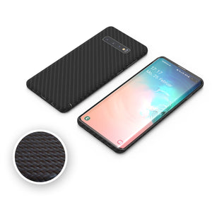 Samsung Galaxy S10 Plus Carbon Case Filono