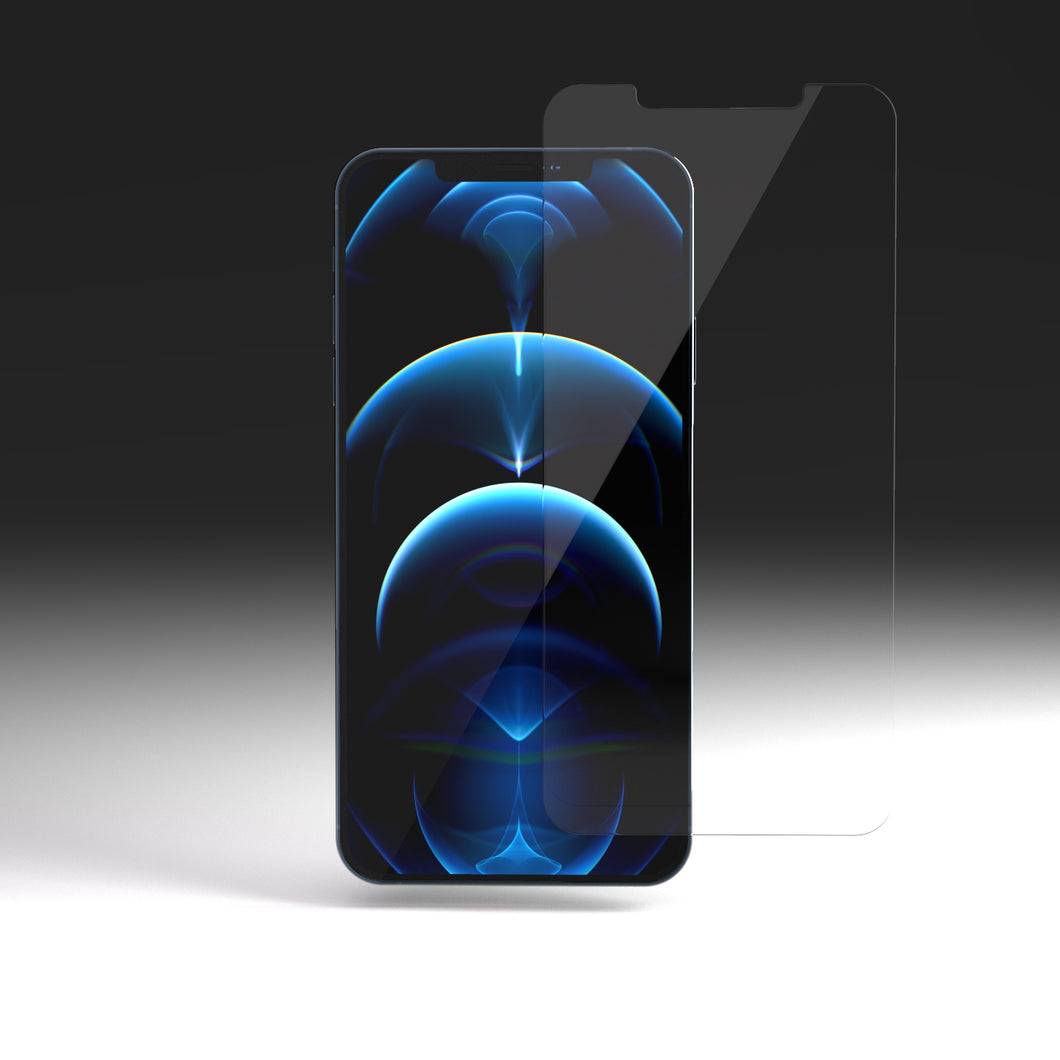 iPhone Schutzglas Clarity 2-Pack Filono