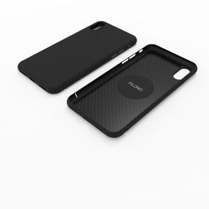 iPhone X Filono Carbon Case