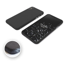 Laden Sie das Bild in den Galerie-Viewer, iPhone X Filono Carbon Case