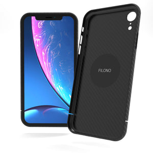 iPhone XR Carbon Case Filono