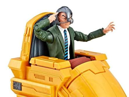 Professor Charles Xavier - Marvel Legends.
