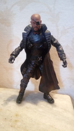Nick Fury Marvel Legends - Loose - Hasbro Original