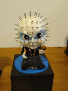 Hellraiser, o renascido do inferno.