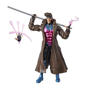 Gambit Completo- X-men - Marvel Legends - Loose
