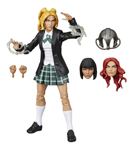 Boneco Stepford Cuckoos X-men Marvel Legends