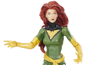 Fênix Marvel Legends - Jean Grey - Wave Juggernaut sem a peça BAF