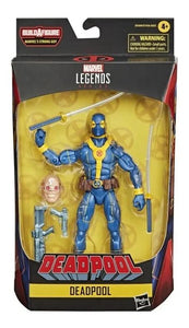 Figura Deadpool Build A Figure Marvel Legends - Strong Guy