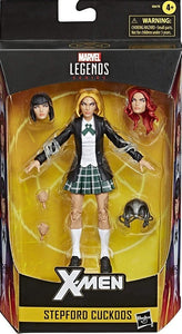 Boneco Stepford Cuckoos X-men Marvel Legends.