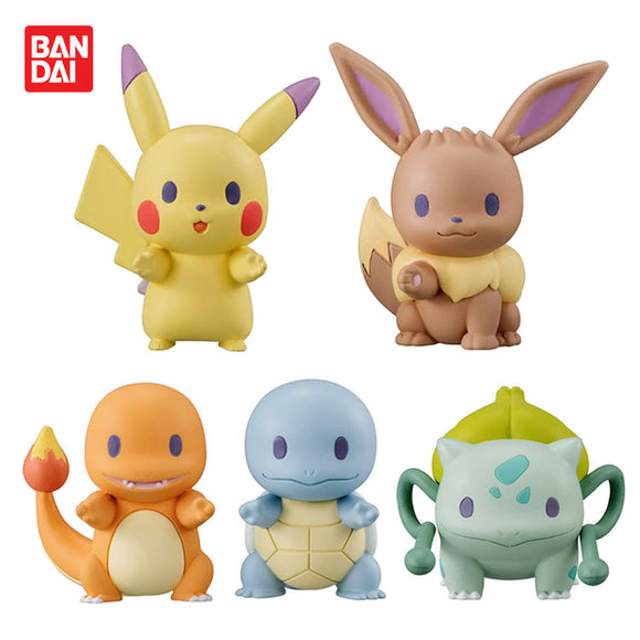 Pokemo Pikachu Squirtle Bulbasaur Eevee Piplup Jolteon Flareon Vaporeon