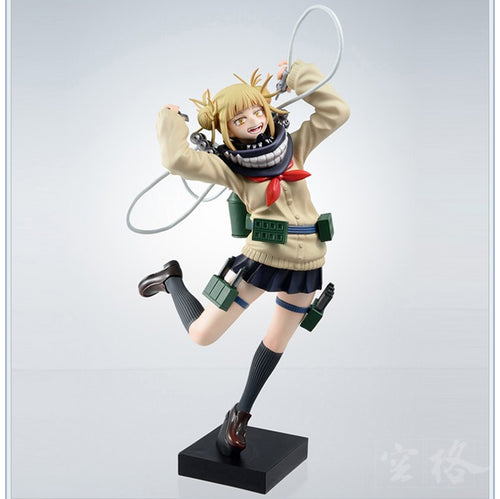 My Hero Academia Himiko Toga Action Figure Anime Boku no Hero Academia Figura.