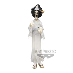 Brook Wanokuni Original Banpresto One Piece.