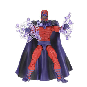 15cm Hasbro Marvel Legends Magneto Feiticeira Escarlate Mercúrio