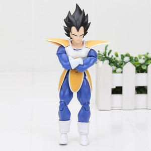 11.5-17cm Dragon Ball Super Saiyan Son Goku trunks Vegetto Vegeta Frieza Gohan Kuririn.